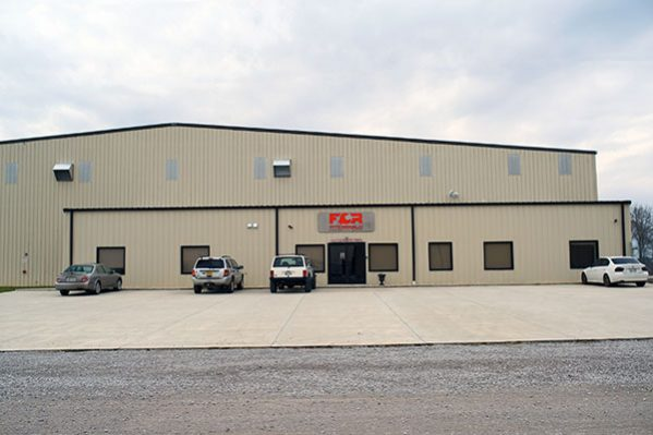 FCR building in Sparta TN